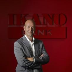 HENRIK STAULUND, LANDECHEF IKANO BANK